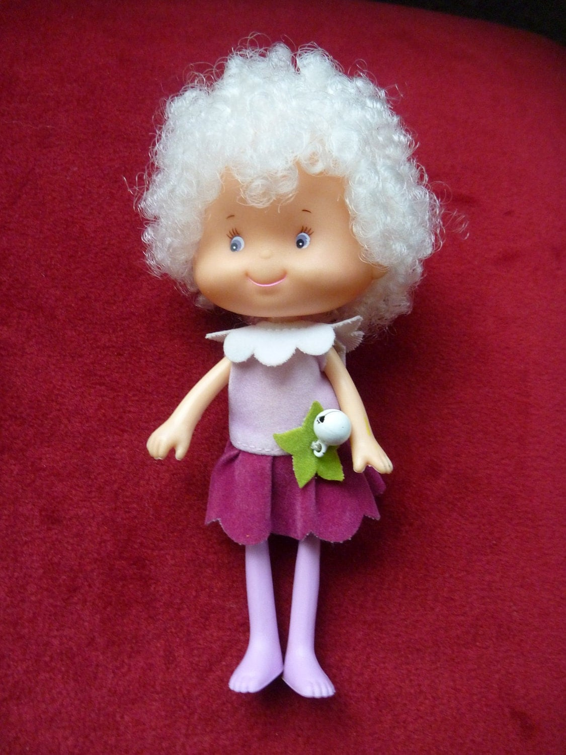 80s Toy Dolls : Vintage s herself the elf snowdrop doll american greetings