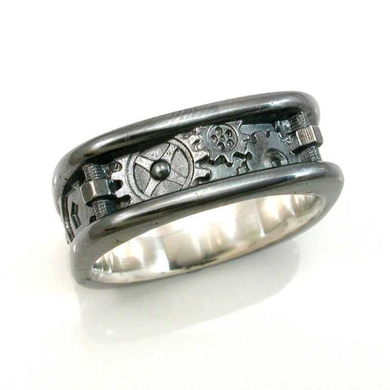 25 Lovely Nut And Bolt Wedding Rings U2013 Navokal.com