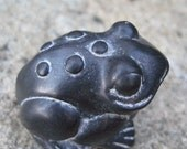 Hand Carved Stone Frog Figurine