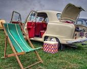 Vintage Camping Print. ID7441