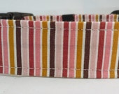 Dog Collar, Martingale Collar, Cat Collar - All Sizes- Sophie Stripes