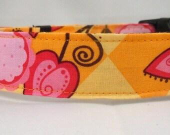 Dog Collar, Martingale Collar, Cat Collar - All Sizes - AndaLucia