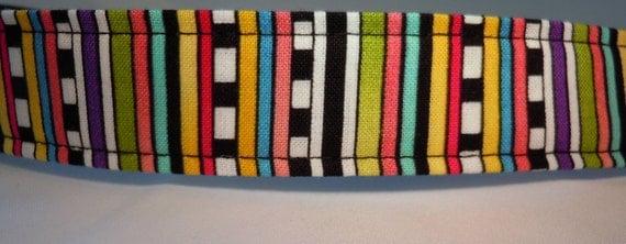 Dog Collar - Dog, Martingale or Cat Collar - All Sizes  - Keyboard
