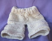 Baby Pants, Knitted, 3 Months, FREE SHIPPING