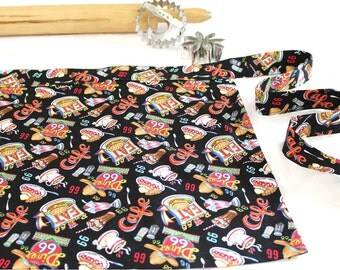 Diner Style Adult Apron