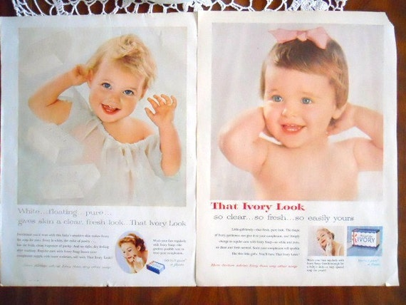 Ivory Soap Baby Ads - 2