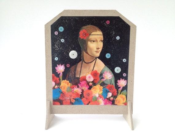In the Night Garden - portable art