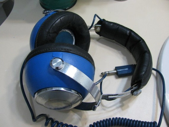 School Headphones Old School dj Headphones