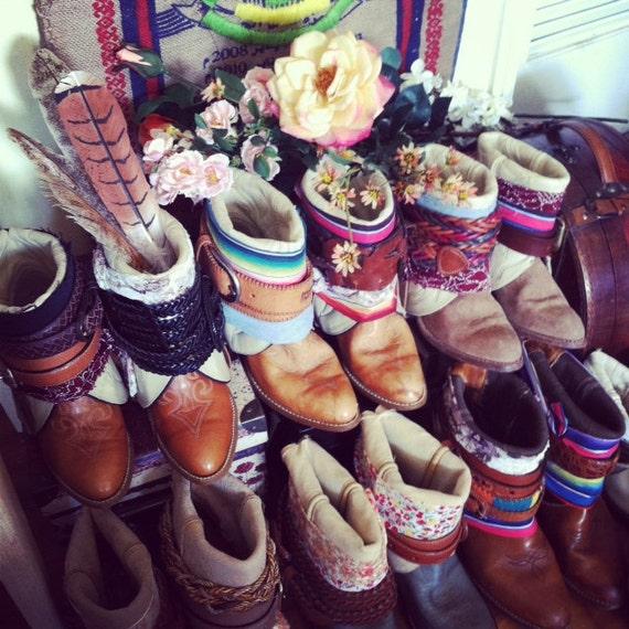Wild Ones: Handmade Boots Deposit