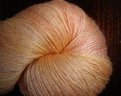 SALE Hand Dyed Lace Weight Yarn - Merino and Mulberry Silk 50/50