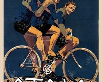 Atala Bicycle Poster (#1046) 6 sizes