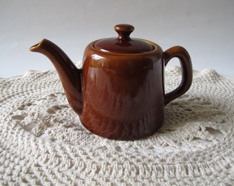 Vintage French Teapot 1970's