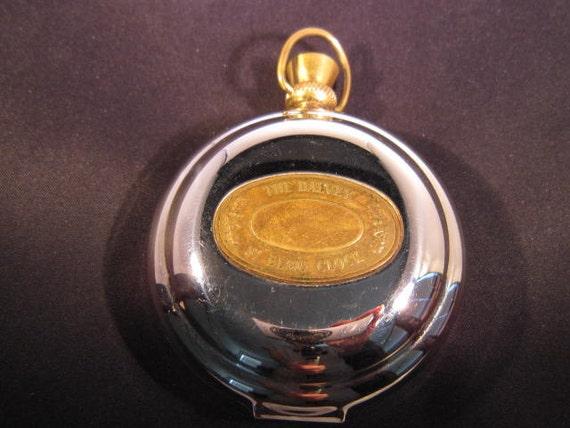 Vintage Mint Dalvey St Elmo Travel Alarm Clock