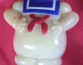 Vintage 1987 Ghostbusters Stay Puft Pencil Sharpener
