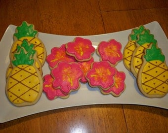 Tropical Cookies
