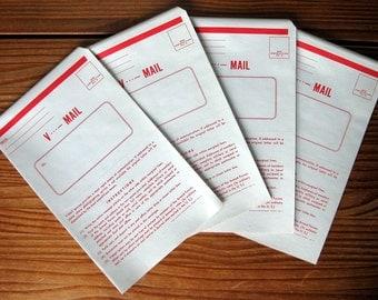 V-mail set: vintage original WWII V-mail envo-letter stationery