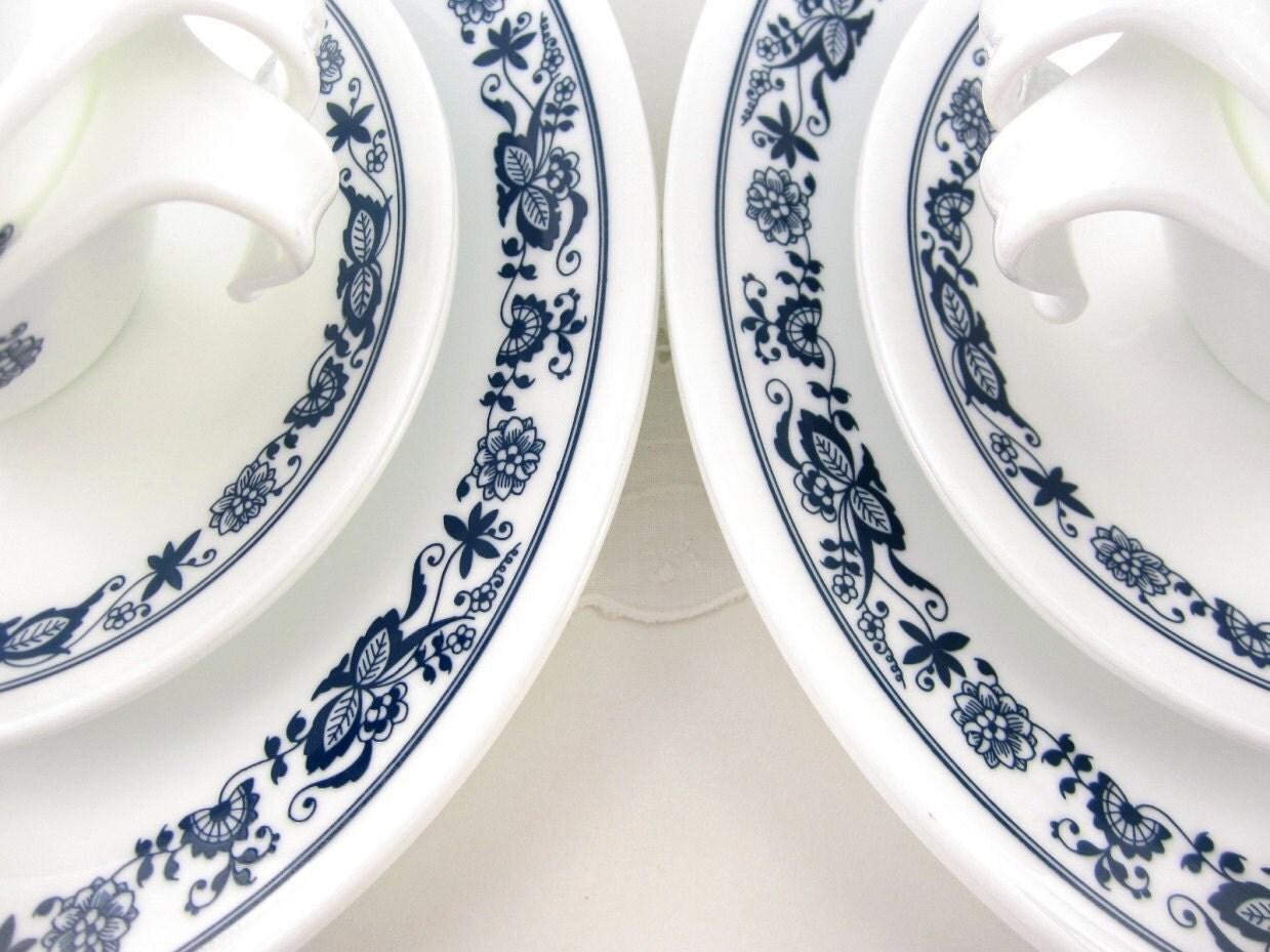 Corelle Vintage Blue 25