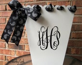 Personalized Decorative Trash Can