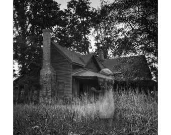 Haunted 11x14 fine art photograpy print