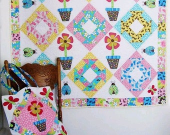 Natalie Ross SLUMBER PARTY Quilt Sewing Pattern