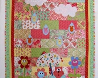 Natalie Ross WISHFUL THINKING Quilt Sewing Pattern  Australia
