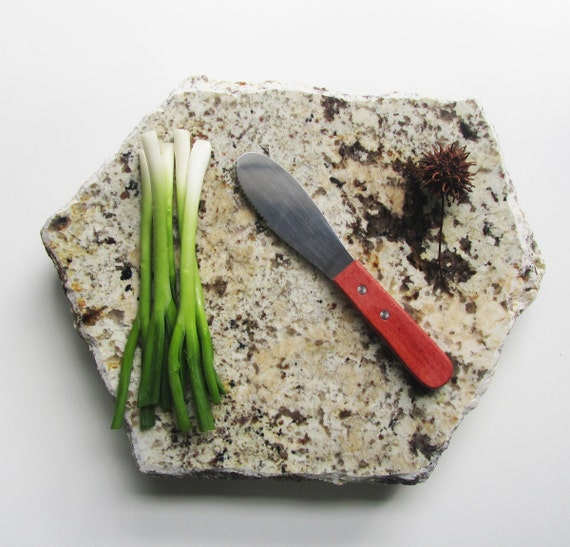 RESERVED - Lovely Granite Cheese Board