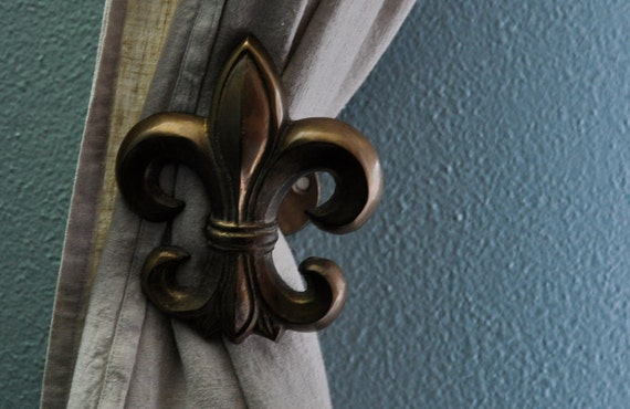 Decorative Curtain Tie Backs Set of 7