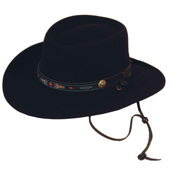 Gambler Cowboy Hat //  Western //