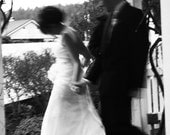 Just Married at Roche Harbor, WA