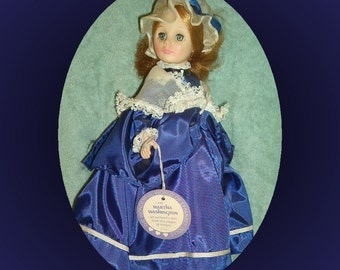 1153 Martha Washington · 1975 Effanbee Doll · Famous Women Series · NMIB· 40% OFF SALE! · Limited Time Only ·