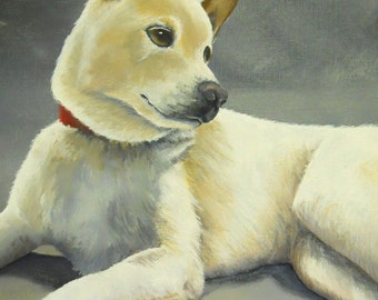 I will do a Portrait of your Pet
