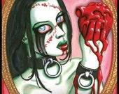 Zombie Love 8x12 - Zombabe
