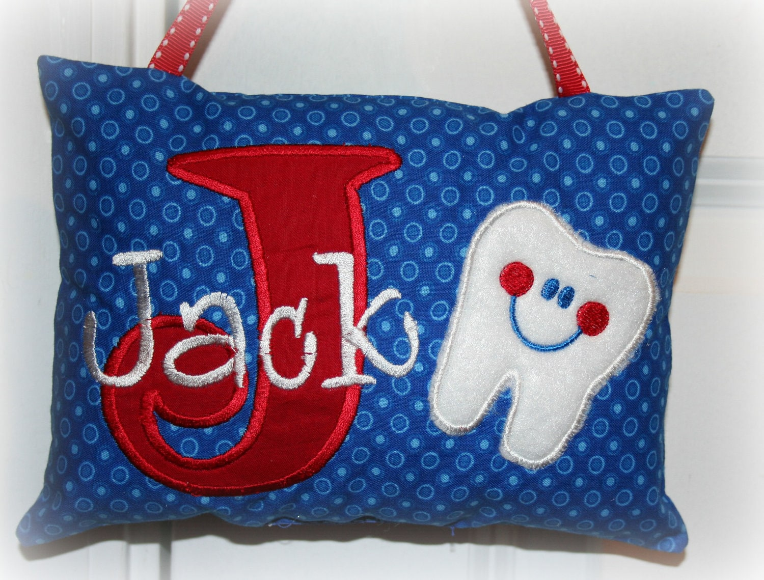 Tooth Fairy Pillows Personalized