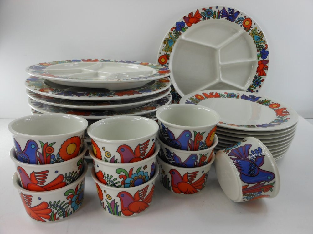 sale less 30 pieces acapulco villeroy boch luxembourg