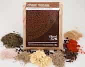 Chaat Masala 50 gram bag, Organic
