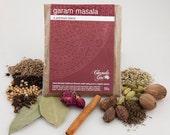 Garam Masala Premium Blend 50 g bag Organic
