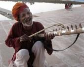 Bhopa Gypsy Rajasthan India 8x10 Print