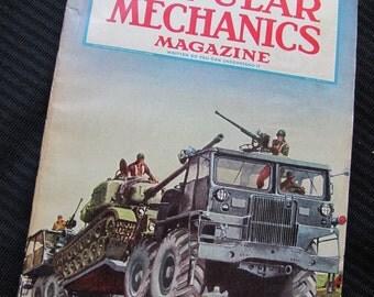 Vintage Popular Mechanics Magazine November 1947
