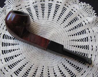 Vintage Briarwood Smoking Tobacco Pipe Italy