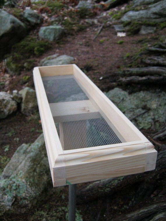 Bird Feeder Trays Tray Platform Wild Bird