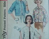 Vintage Simplicity Jacket uncut Pattern 3318
