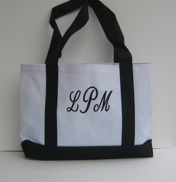 6 Personalized Tote Bag