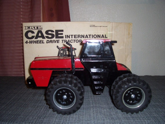 Case Tractors Four Wheel Drive : Items similar to case international wheel drive