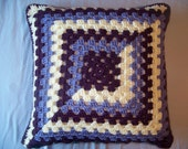 Reserved Log Cabin Pillow