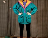 Vintage 1980s London Fog Winter Ski Coat