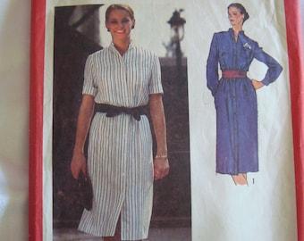 Simplicity Pattern Womens Dress Pattern