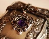 Kahlan Necklace RESERVED