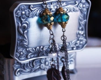 Colour Of The Wind Earrings