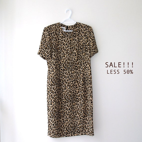 LESS 50% Catty Vintage Dress