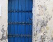 Blue Doorway 2 8x10 Print